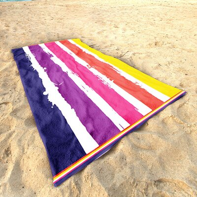 DeroTextil Brush Beach Towel