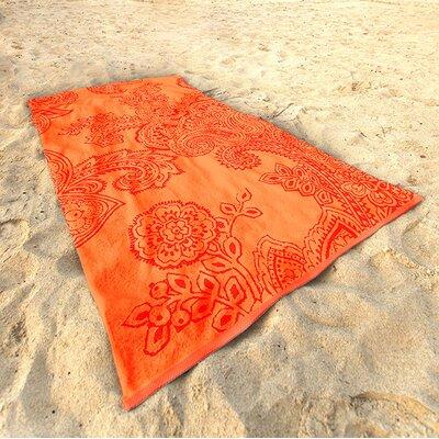 DeroTextil Paisley Beach Towel