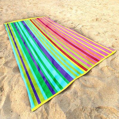 DeroTextil Stripes Capri Beach Towel