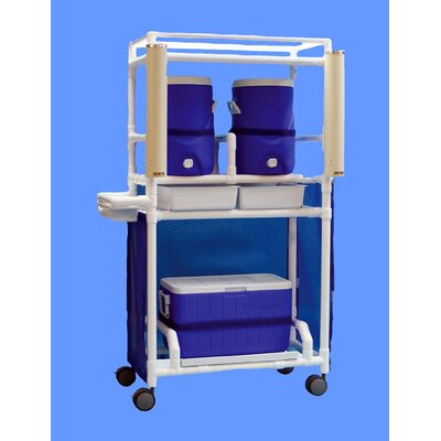 48 Qt. Hydration Ice Cart/Water Cooler