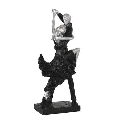 Fairmont Park Brynner Tango Dance Figurine