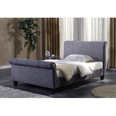 Fairmont Park Dartford Upholstered Sleigh Bed