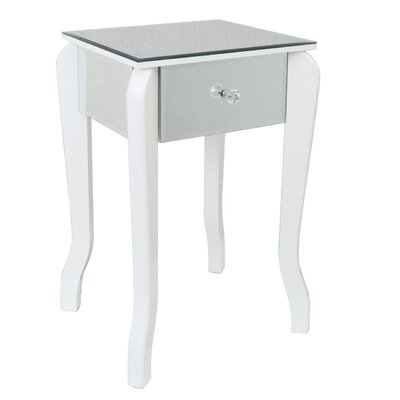 Fairmont Park Burnley 1 Drawer Bedside Table