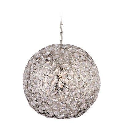 Fairmont Park Levon 1 Light Globe Pendant