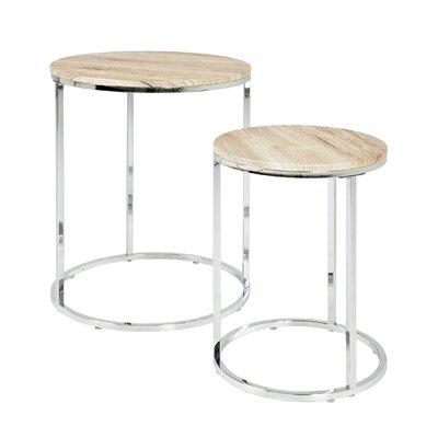 Fairmont Park Alford Paula Nesting Table Set