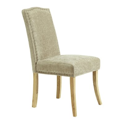Fairmont Park Looe Solid Oak Upholstered Dining Chair