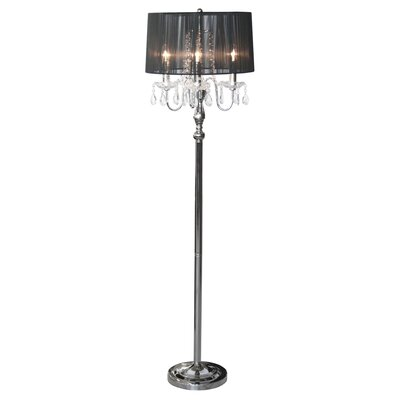 Fairmont Park Warwick 155cm Floor Lamp