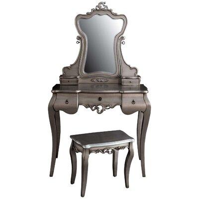 Fairmont Park Lostwithiel Dressing Table with Mirror