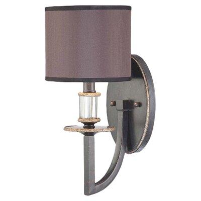 Fairmont Park Whitstable 1 Light Semi-Flush Wall Light