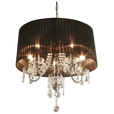 Fairmont Park Warwick 5 Light Chandelier