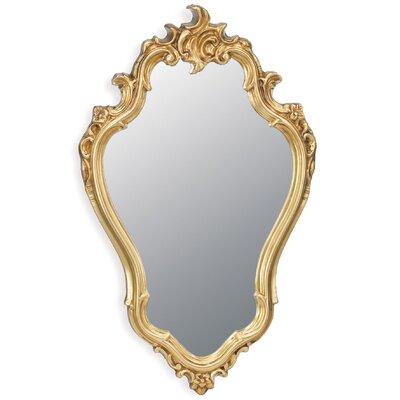 Fairmont Park Gilt Leaf Mirror