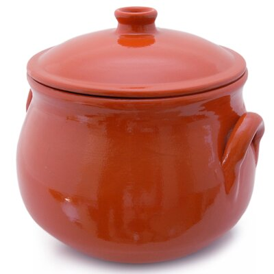 Graupera 3.5 L Saucepot in Honey with Lid