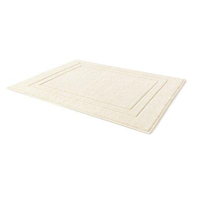Bamboo Classic Shower mat Color: Blood Orange