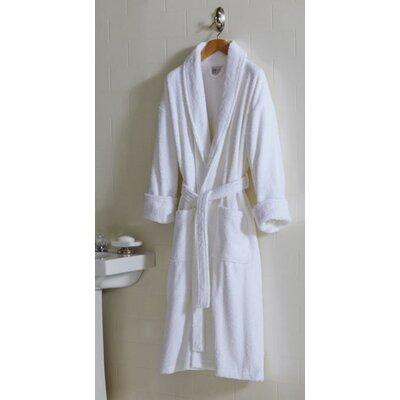Terry Shawl Collar Robe