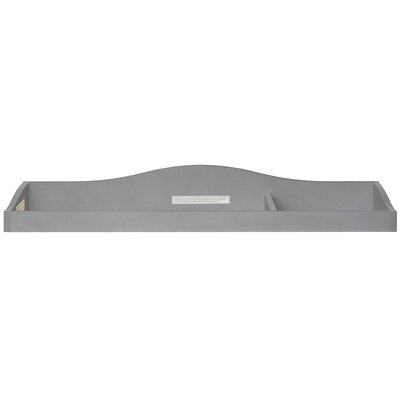 Evolur Universal Changing Tray Color: Storm Gray
