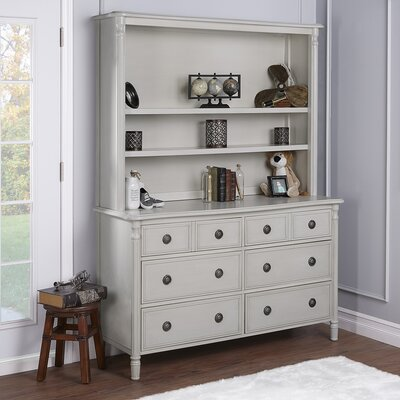 Julienne Hutch Finish: French Linen