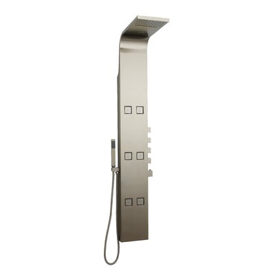 Ultra Finishing Limited Astral Dual Function Shower Panel