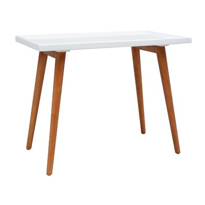 Brimfield Console Table Color: White