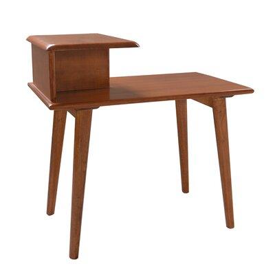 Stowe Split-Level Console Table Color: Natural