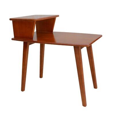 Strafford Split-Level Console Table Color: Natural