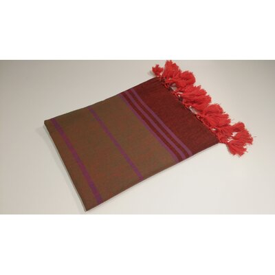 Cotton and Olive Scarlet Hand Towel