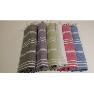 Cotton and Olive Trendy Hand Towel