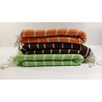 Cotton and Olive Lush Bamboo Bath Towel