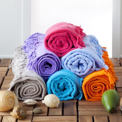 Cotton and Olive Breezy Bath Towel