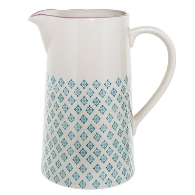 Britz Ceramic Pitcher