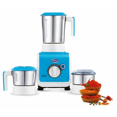 Stealth 750-Watt 3 Jar Mixer Grinder