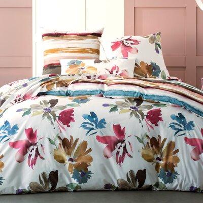Anne De Solene Aquarelle 100% Cotton Duvet Cover