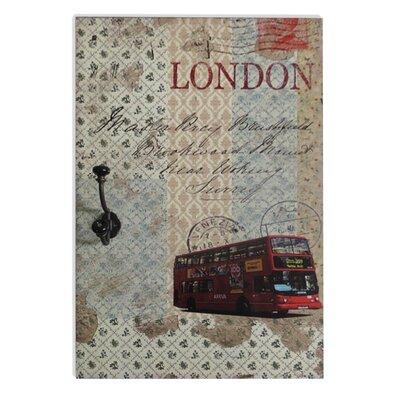 TheWoodTimes Garderobenhaken Great Britain