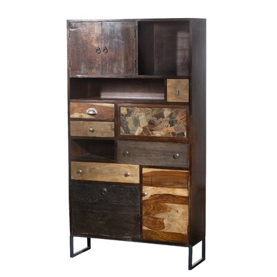 TheWoodTimes Highboard Kairo