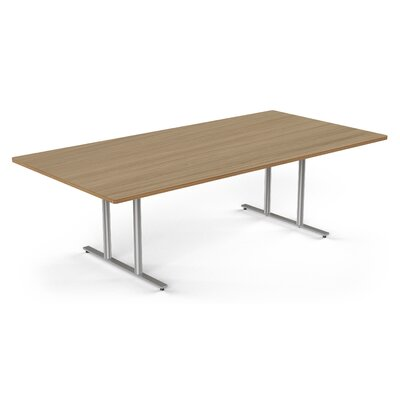 """Rectangular Conference Table Size: 30"""" H x 48"""" W x96"""" D"""