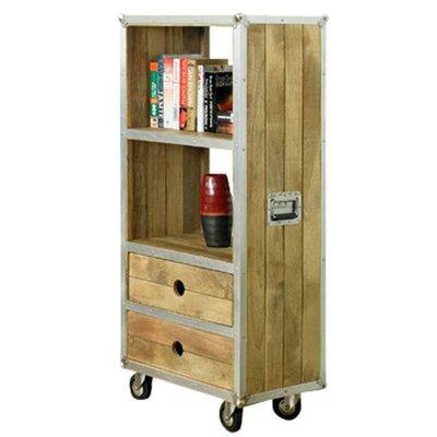 Borough Wharf Cottesmore 135cm Bookcase