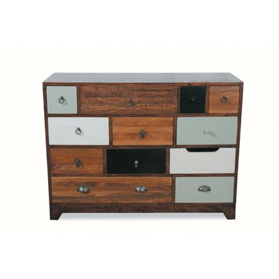 Borough Wharf Allegheny 12 Drawer Chest
