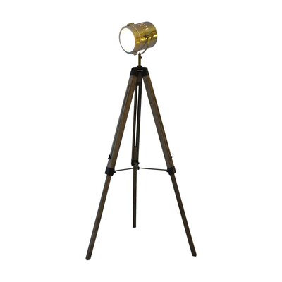 Borough Wharf Kerman 150cm Tripod Floor Lamp