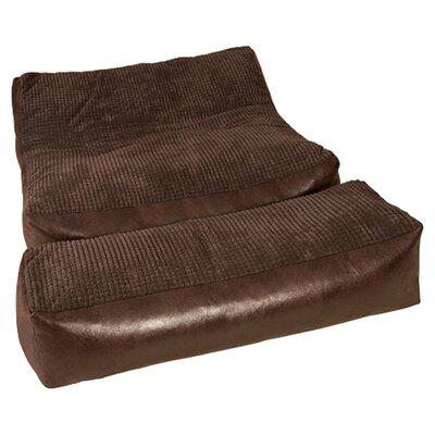 Borough Wharf Chimayo Bean Bag Lounger & Bench Set