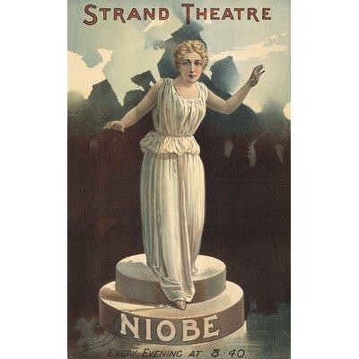 Borough Wharf Strand Theatre Vintage Advertisement