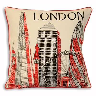 Borough Wharf Cushion Cover