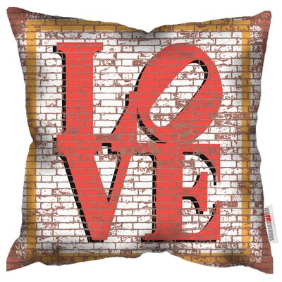 Borough Wharf Paper Lollipop Scatter Cushion