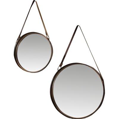 Borough Wharf Chessington 2 Piece Mirror Set
