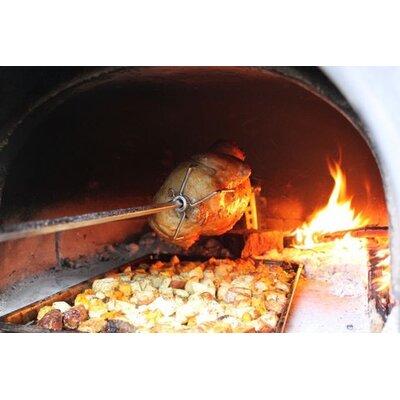 Spit/Rotisserie for Brick Oven