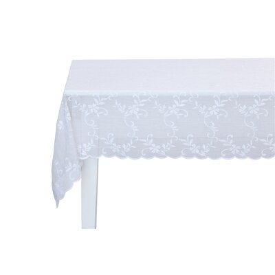 Lene Bjerre Maddie Voile Embroidered Tablecloth