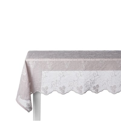 Lene Bjerre Petrea Crushed Embroidered Tablecloth
