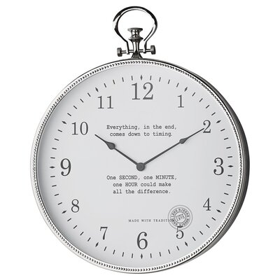 Lene Bjerre Clotilde Wall Clock