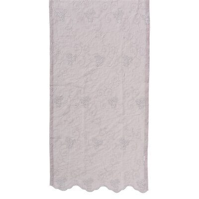 Lene Bjerre Petrea Crushed Embroidered Runner