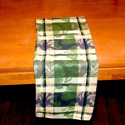 Grapevine Jacquard 100% Cotton Bath Towel