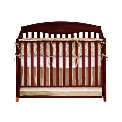 Sydney 2-in-1 Convertible Crib Color: Espresso