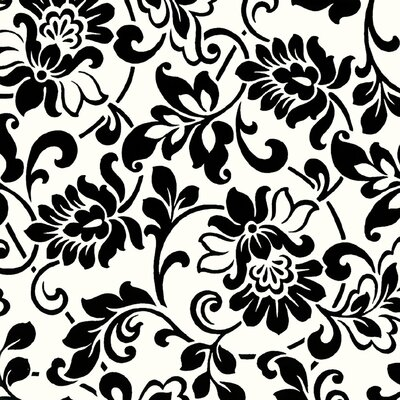 FABLON Heritage Floral Wall Sticker